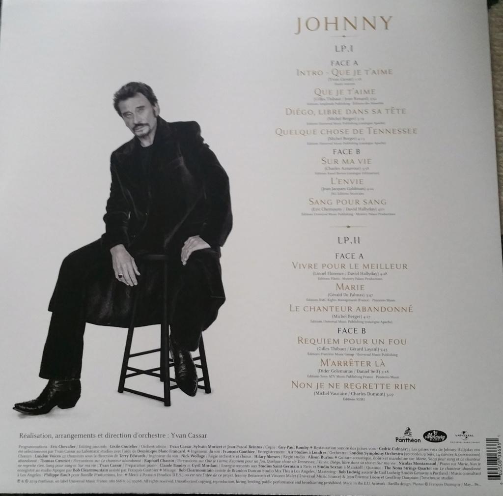 Nouvel Album 'Johnny' ( 2019 ) 20191130