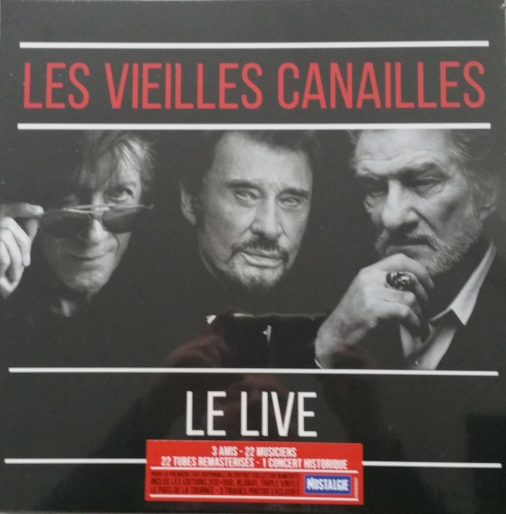COFFRET EVENEMENT 'LES VIEILLES CANAILLES' ( 2017 )( 2019 ) 20191131