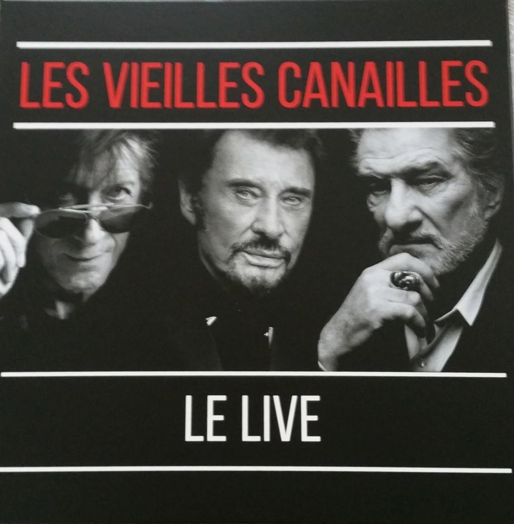 COFFRET EVENEMENT 'LES VIEILLES CANAILLES' ( 2017 )( 2019 ) 20191133