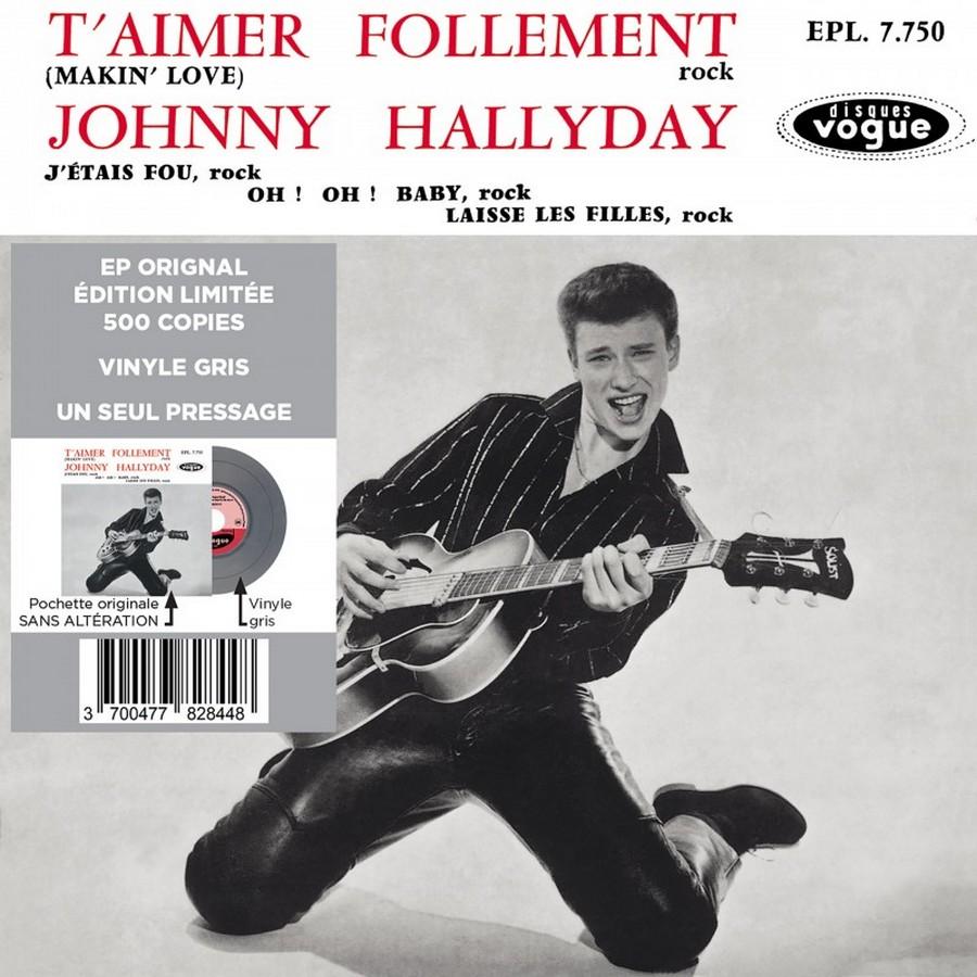 T'aimer follement ( EP 45 TOURS )( TOUTES LES EDITIONS )( 1960 - 2019 ) 2019_014
