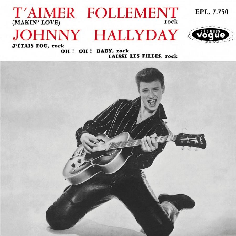 T'aimer follement ( EP 45 TOURS )( TOUTES LES EDITIONS )( 1960 - 2019 ) 2019_016