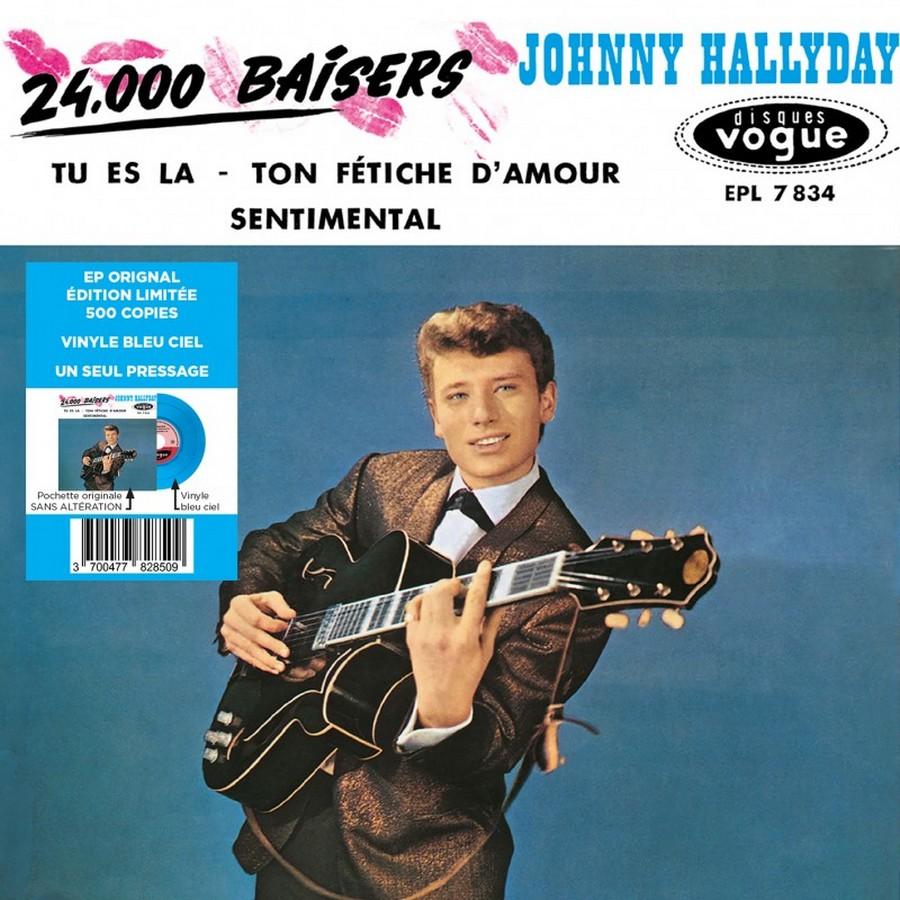 24.000 baisers ( EP 45 TOURS )( TOUTES LES EDITIONS )( 1961 - 2019 ) 2019_046