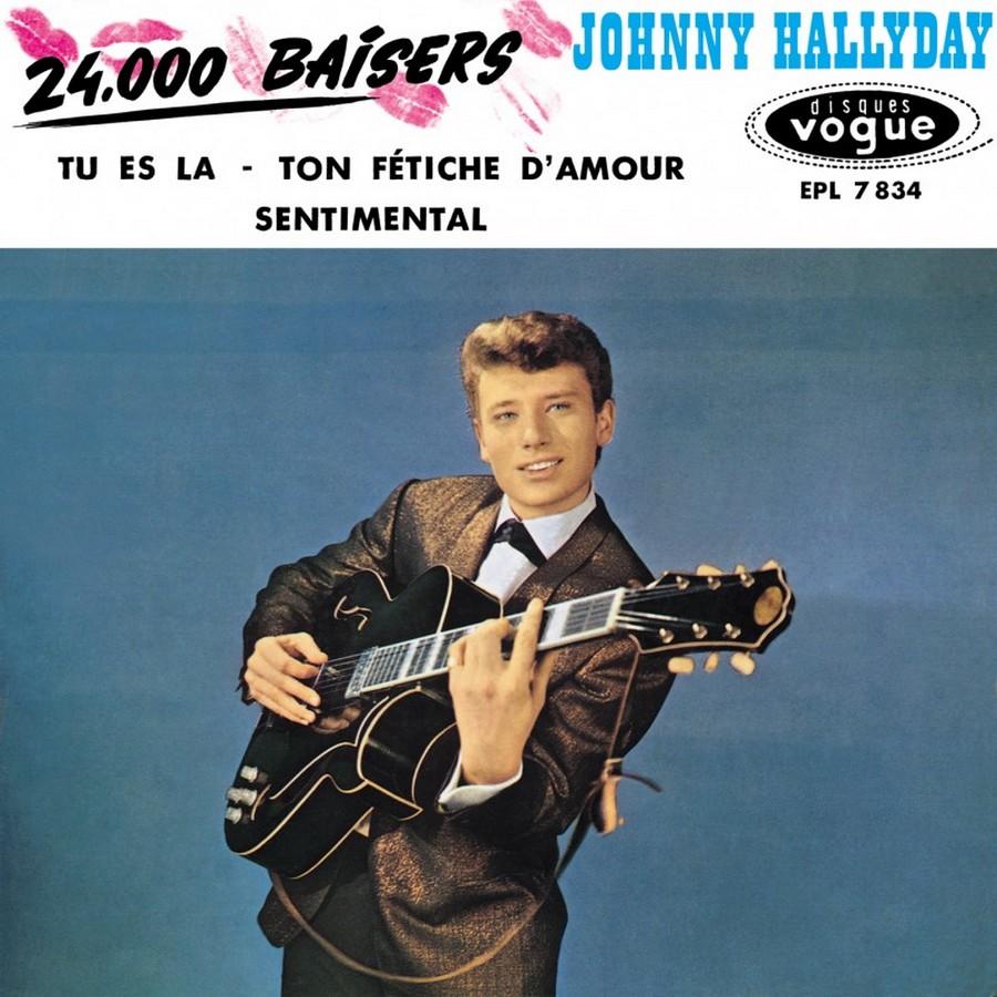 24.000 baisers ( EP 45 TOURS )( TOUTES LES EDITIONS )( 1961 - 2019 ) 2019_047