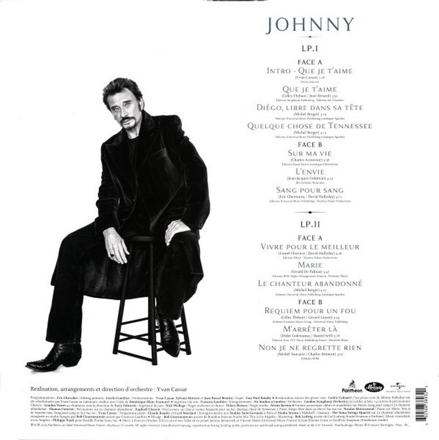 JOHNNY ( 33 tours )( TOUTES LES EDITIONS ( 2019 ) 2019_j60