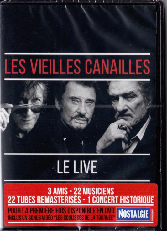 JAQUETTE DVD CONCERTS ( Jaquette + Sticker ) 2019_l15