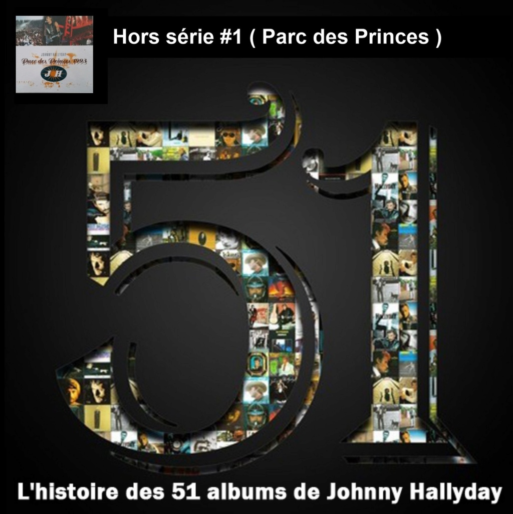 Pochettes CD Recto/Verso des 51 albums de Johnny en Podcast 2019_l71