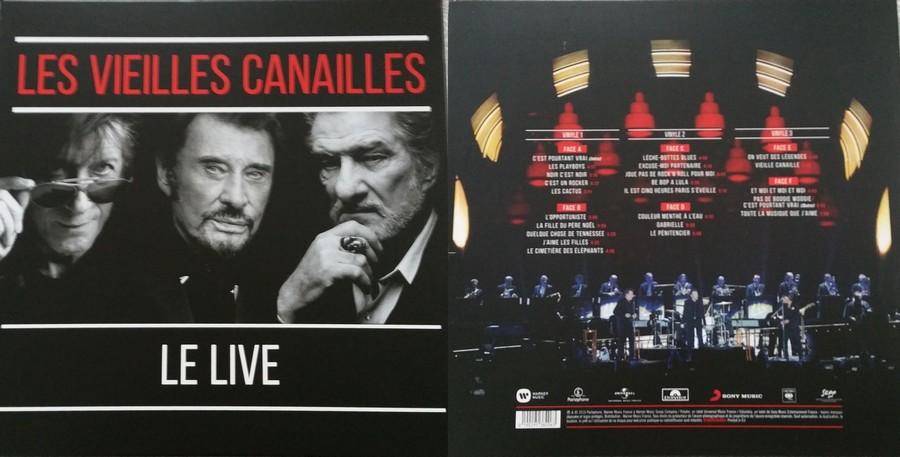 LES CONCERTS DE JOHNNY 'LES VIEILLES CANAILLES - 'ACCORHOTELS ARENA 2017' 2019_l75