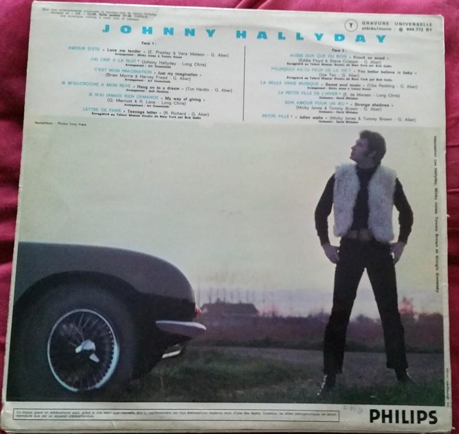 Johnny 67 ( 33 TOURS )( TOUTES LES EDITIONS )( 1967 - 2020 ) 20200314