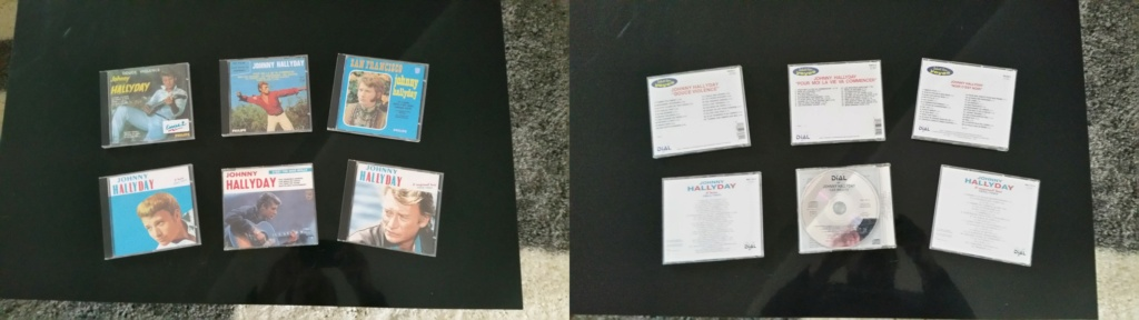 COFFRET 4 CD + TEE SHIRT + PIN'S ( CLUB DIAL ) 20200419