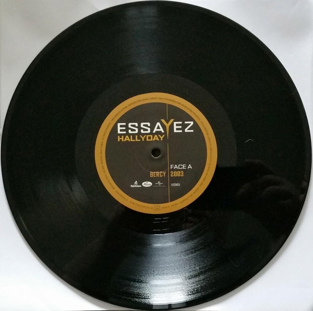 ESSAYEZ ( MAXI 45 TOURS )( FORMAT 25CM )( Nouveauté )( 2021 ) 20200520