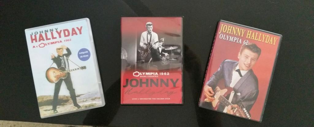 LES CONCERTS DE JOHNNY 'OLYMPIA DE PARIS 1962' 20200525