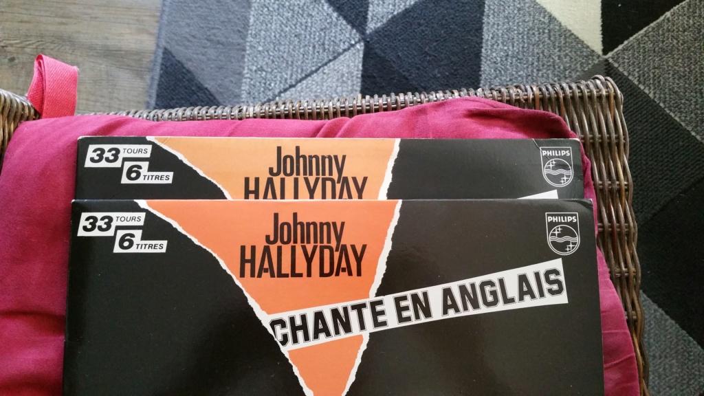 JOHNNY CHANTE EN ANGLAIS ( 2 VERSIONS )( 1983 - 1984 ) 20200667