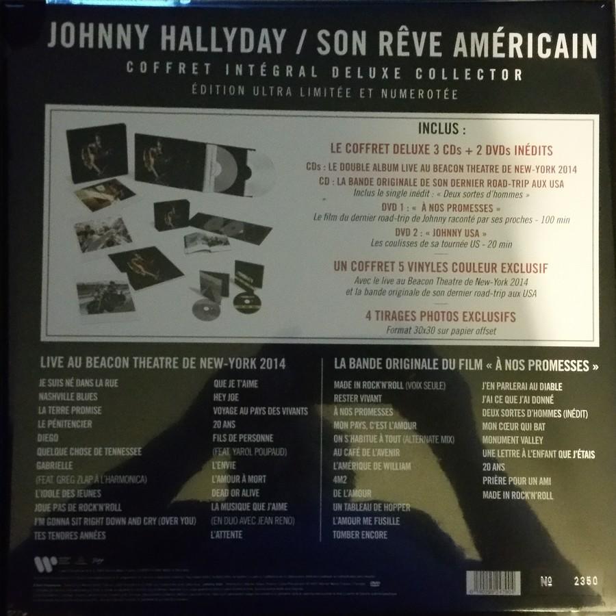 SON REVE AMERICAIN (  NOUVEAUTE WARNER )( 2020 ) 20201041