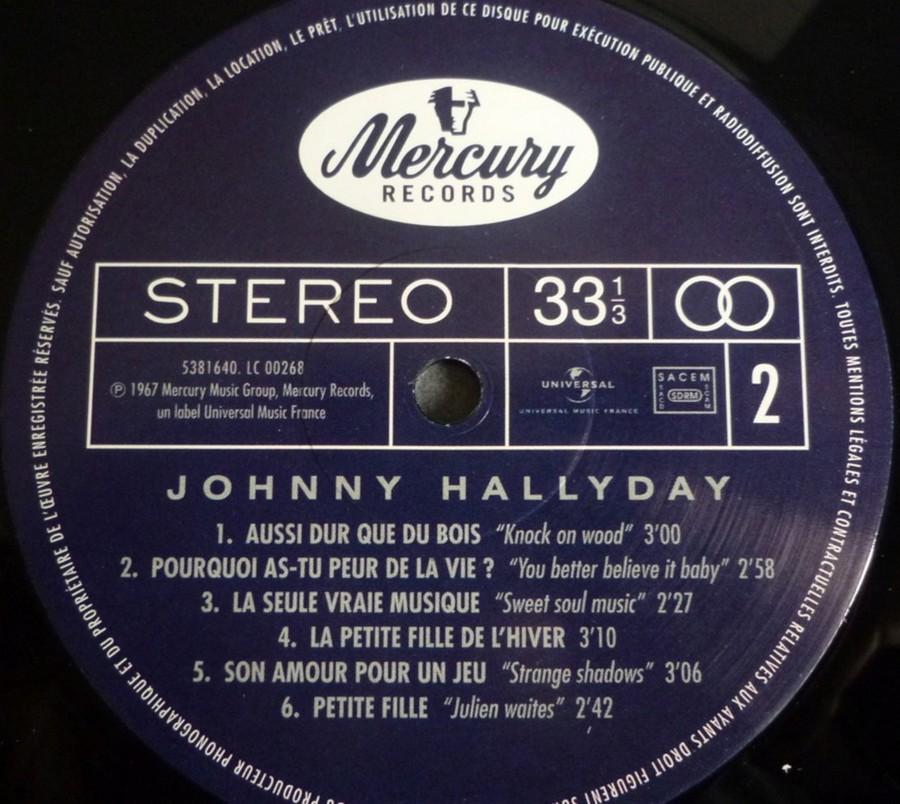 Johnny 67 ( 33 TOURS )( TOUTES LES EDITIONS )( 1967 - 2020 ) 2020_a15
