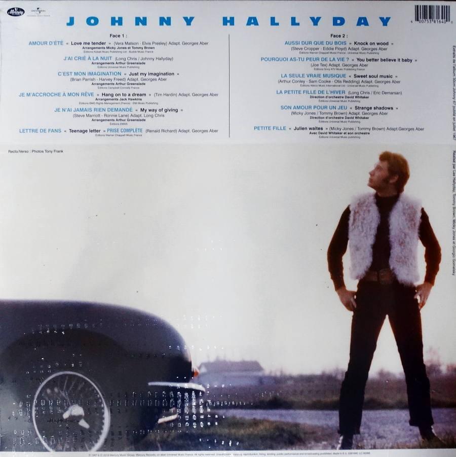 Johnny 67 ( 33 TOURS )( TOUTES LES EDITIONS )( 1967 - 2020 ) 2020_a17
