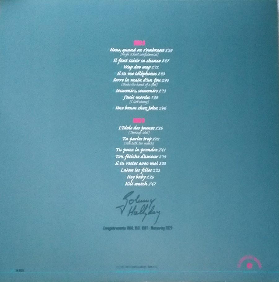AU BON VIEUX TEMPS DU JUKE-BOX ( COFFRET 3LP + 1 EP )( NOUVEAUTE ) 2020_a25
