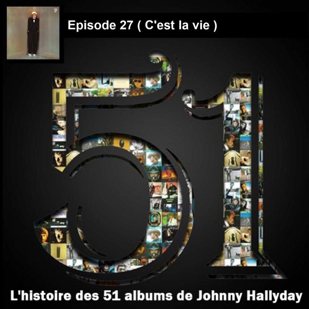 Pochettes CD Recto/Verso des 51 albums de Johnny en Podcast 2020_l14