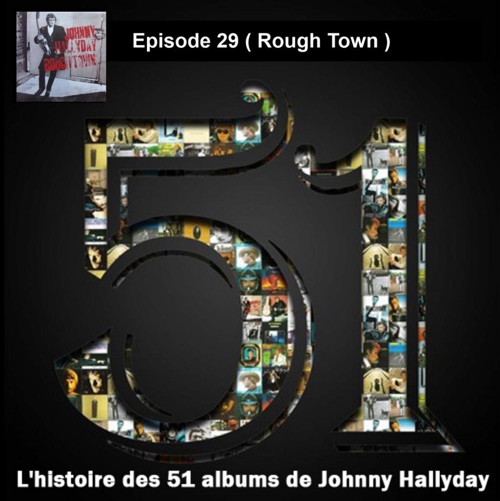 Pochettes CD Recto/Verso des 51 albums de Johnny en Podcast 2020_l18