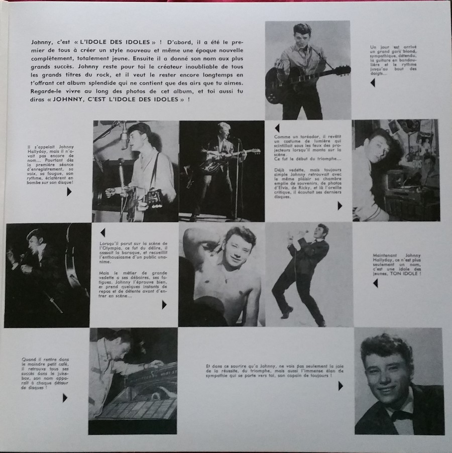 LES PLUS GRANDS SUCCES DE JOHNNY HALLYDAY ( 2 EDITIONS )( 1962-2020 ) 2020_l33