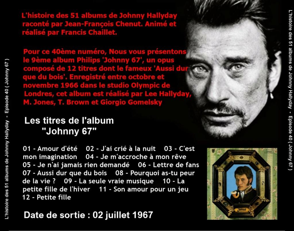 Pochettes CD Recto/Verso des 51 albums de Johnny en Podcast - Page 2 2020_l71