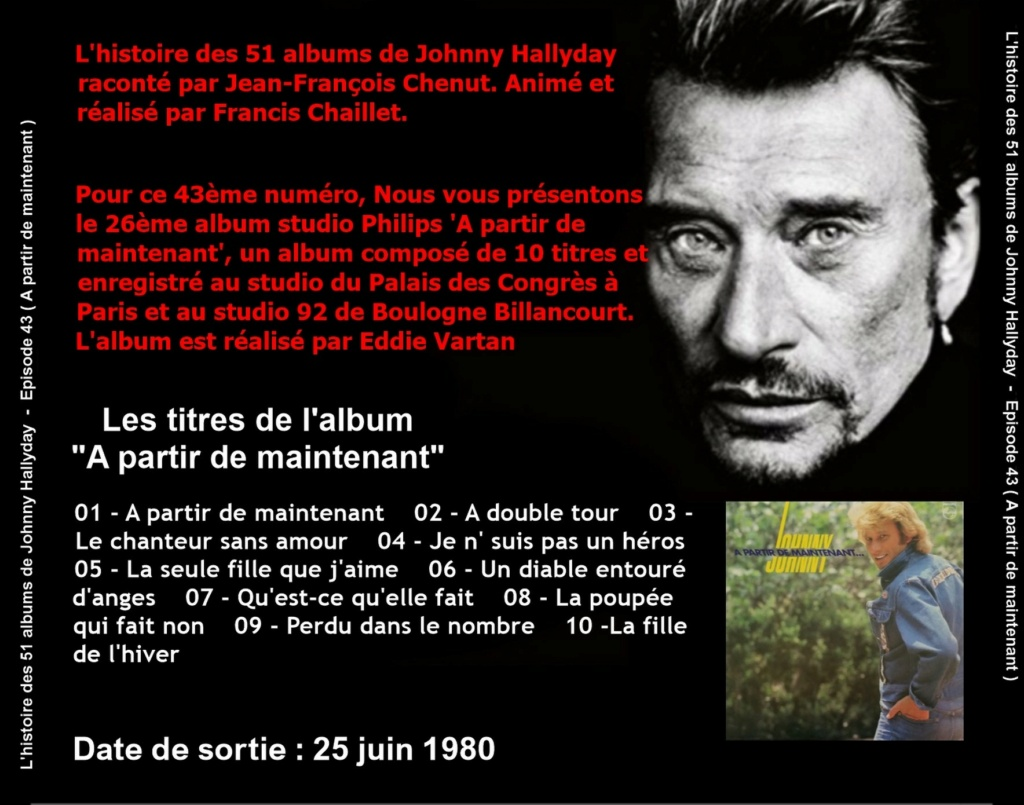 Pochettes CD Recto/Verso des 51 albums de Johnny en Podcast - Page 2 2020_l81