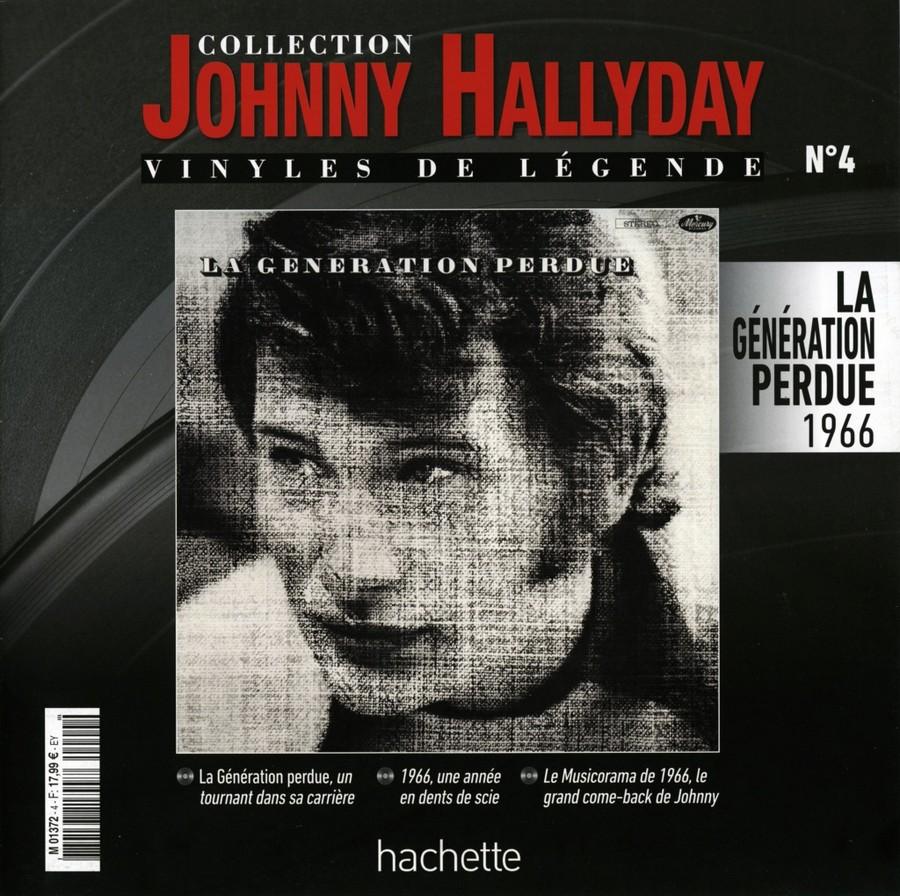 LA GENERATION PERDUE ( 33 TOURS )( TOUTES LES EDITIONS )( 1966 - 2020 ) 2020_n22