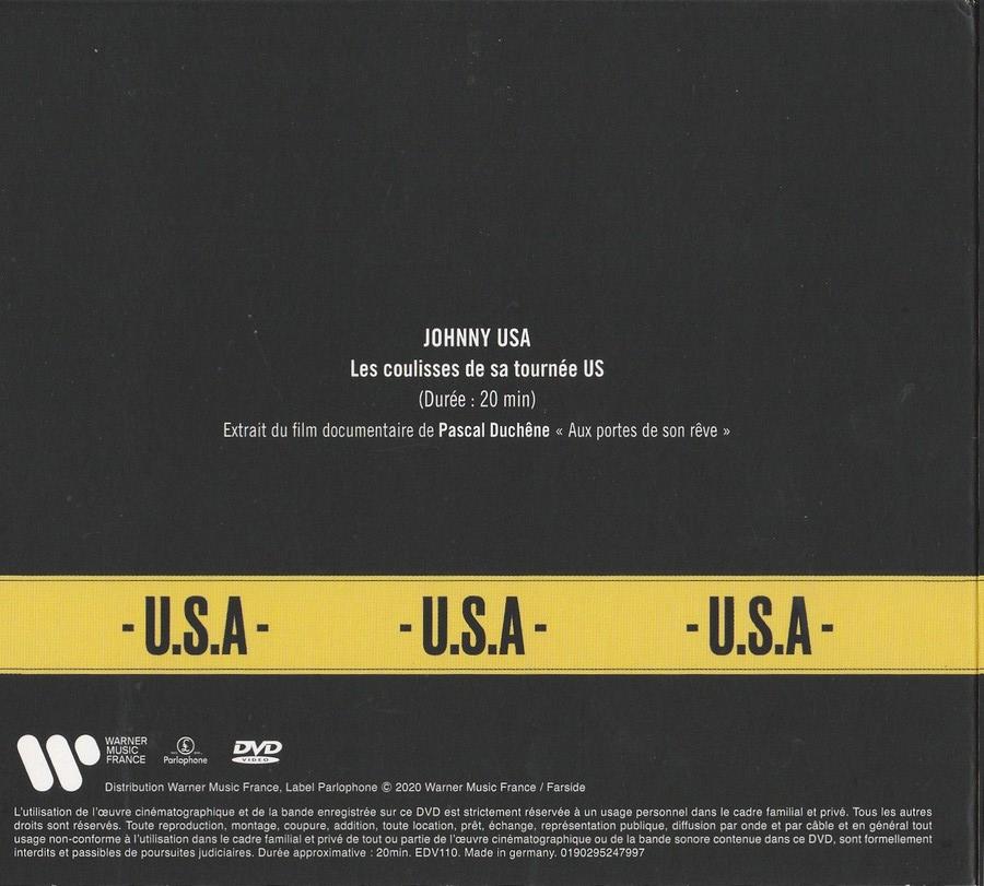 SON REVE AMERICAIN (  NOUVEAUTE WARNER )( 2020 ) 2020_s25