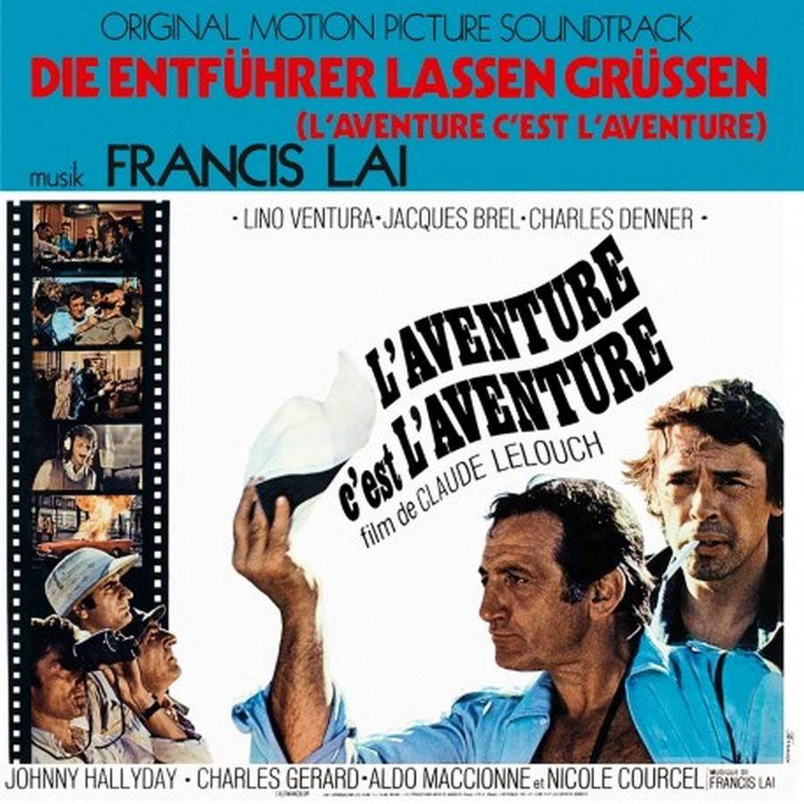 L'AVENTURE C'EST L'AVENTURE ( SP - LP )( TOUTES LES EDITIONS )( 1972-2018 ) 2021_l35
