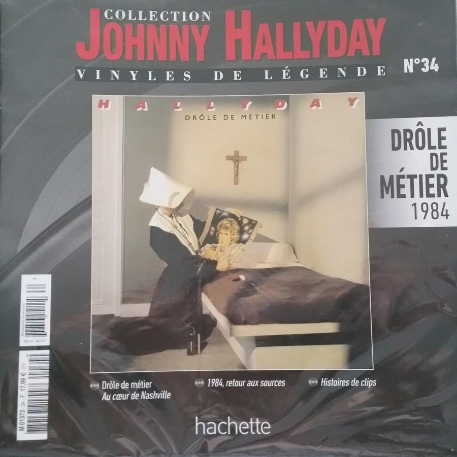 HALLYDAY 84 'NAHSVILLE'  ( 33 TOURS 30CM )( TOUTES LES EDITIONS )( 1984 - 2021 ) 2021_n11