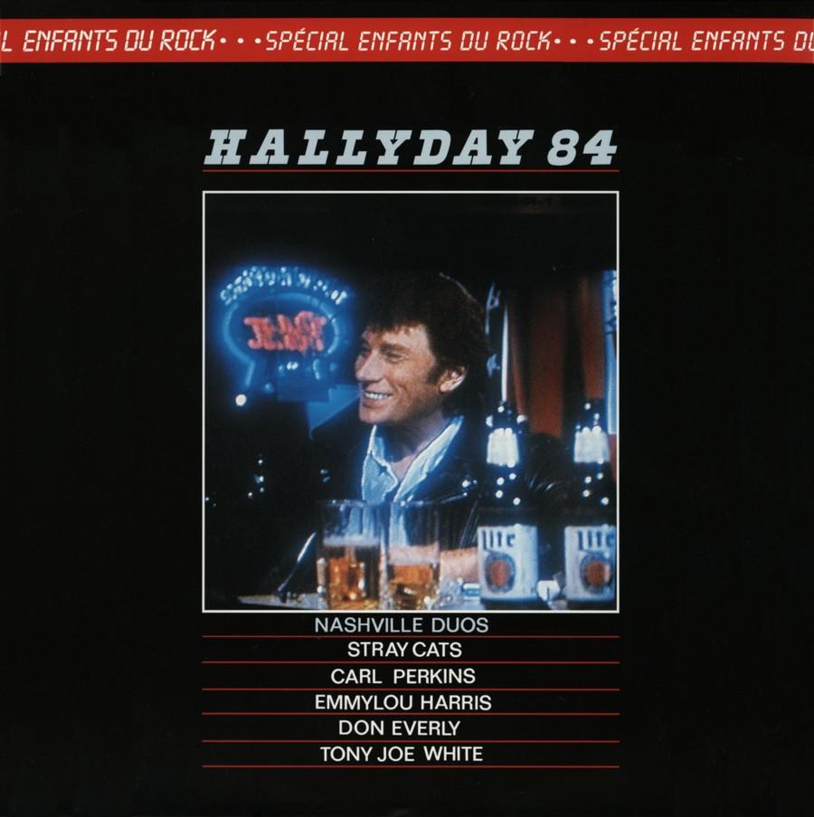 HALLYDAY 84 'NAHSVILLE'  ( 33 TOURS 30CM )( TOUTES LES EDITIONS )( 1984 - 2021 ) 2021_n16