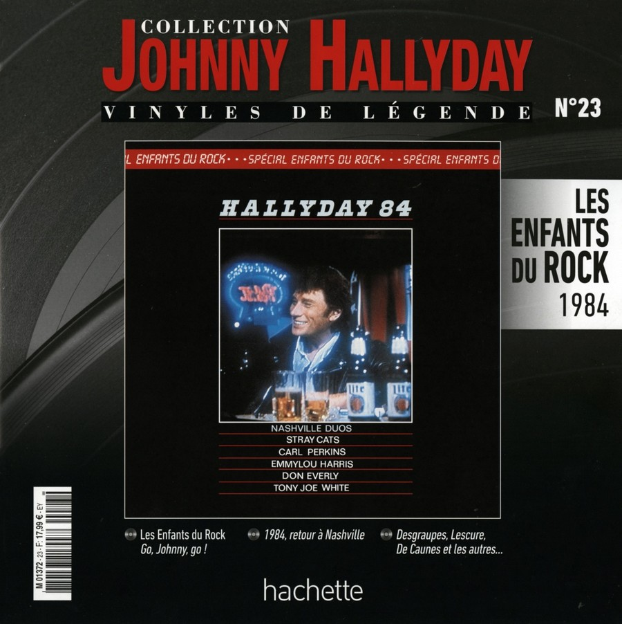HALLYDAY 84 'NAHSVILLE'  ( 33 TOURS 30CM )( TOUTES LES EDITIONS )( 1984 - 2021 ) 2021_n17