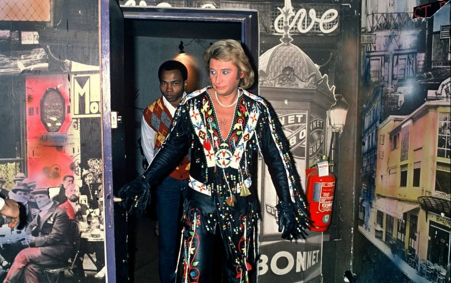 LES CONCERTS DE JOHNNY 'PAVILLON DE PARIS 1979' 20290311