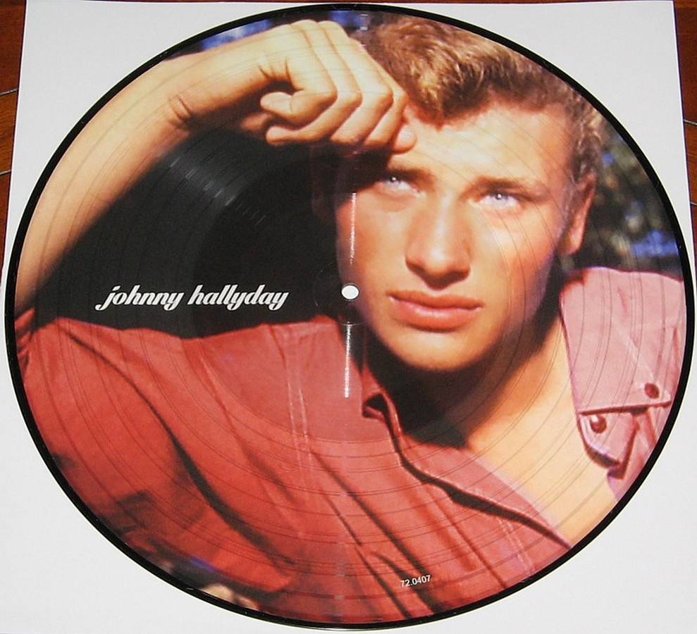 Picture disc officiel ( Big Beat Record - Limited Access - LMLR )( Troisième par 20314410