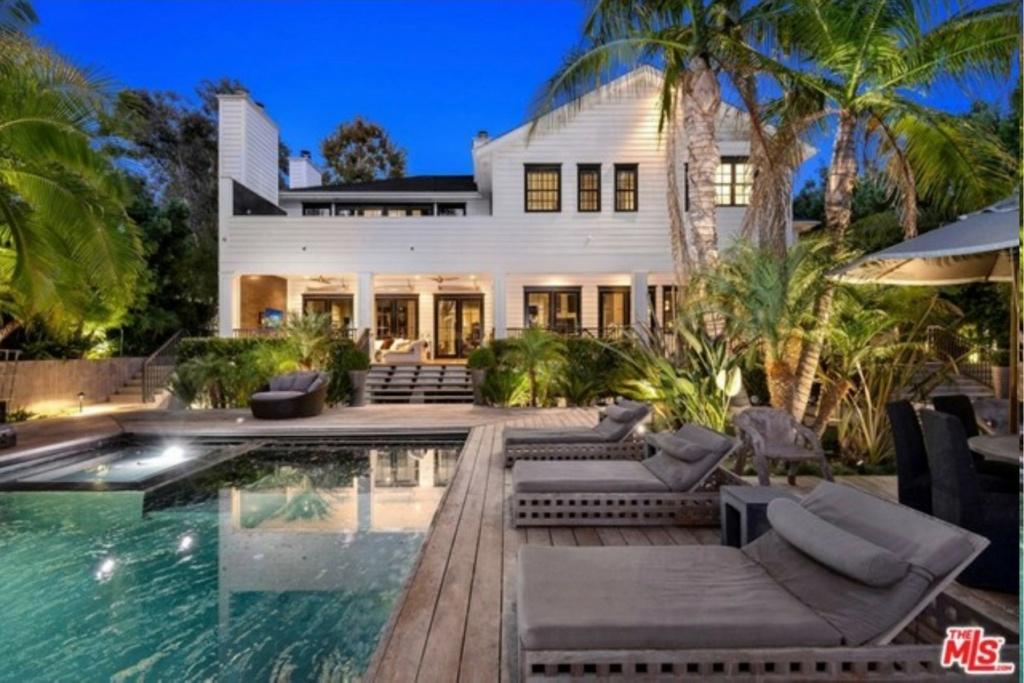 PROPRIETE OU A RESIDE JOHNNY HALLYDAY ( 4/10 ) 'LOS ANGELES' ( 2010-2021 ) 20629151