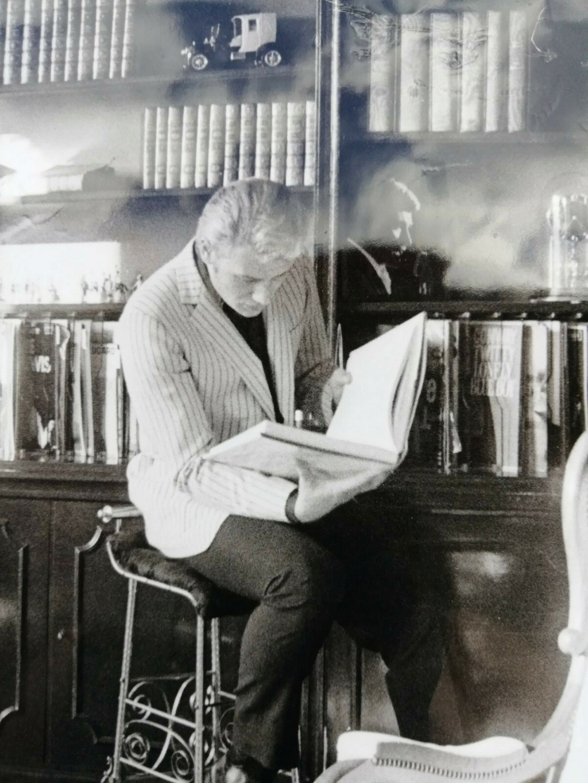 PROPRIETE OU A RESIDE JOHNNY HALLYDAY ( 3/10 ) 'NEUILLY SUR SEINE' ( 1965 ) 2211