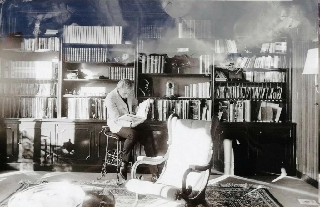 PROPRIETE OU A RESIDE JOHNNY HALLYDAY ( 3/10 ) 'NEUILLY SUR SEINE' ( 1965 ) 2310