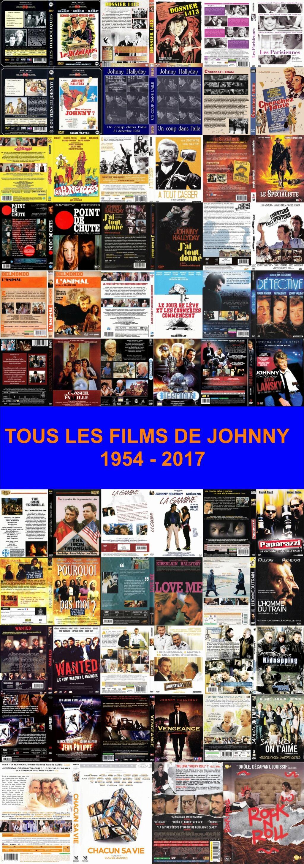 PROCHAINEMENT LES FILMS DE JOHNNY ( 1954 - 2016 ) 2316