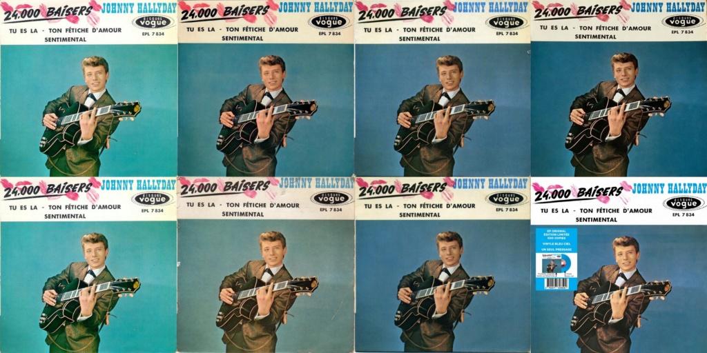24.000 baisers ( EP 45 TOURS )( TOUTES LES EDITIONS )( 1961 - 2019 ) 24000_10