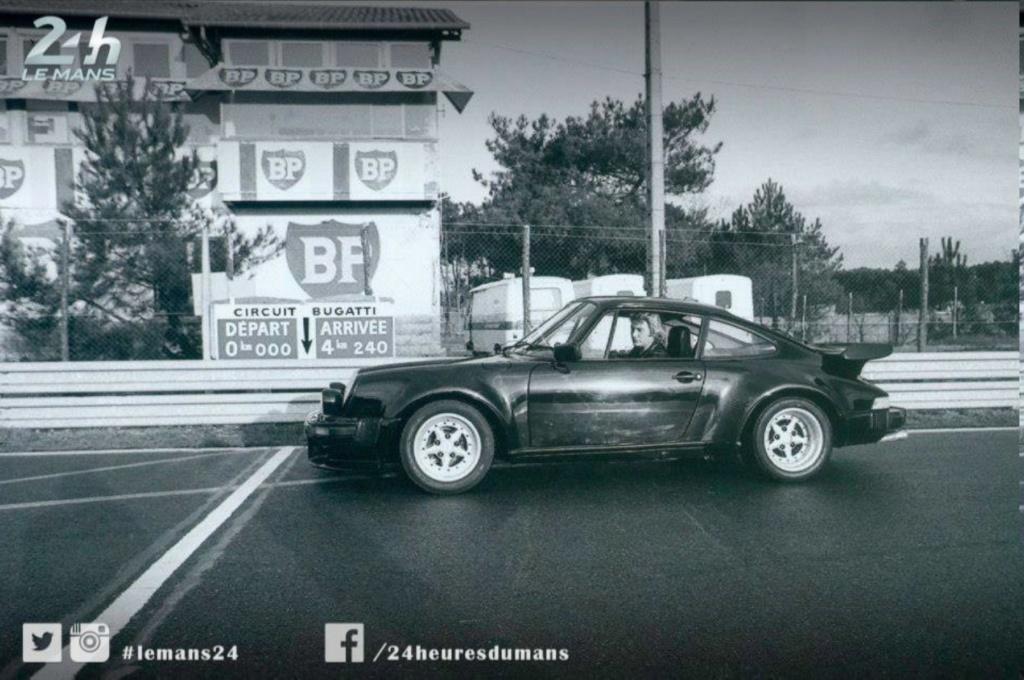 PORSCHE 911 SC DE JOHNNY HALLYDAY ( 1979 ) 24301410