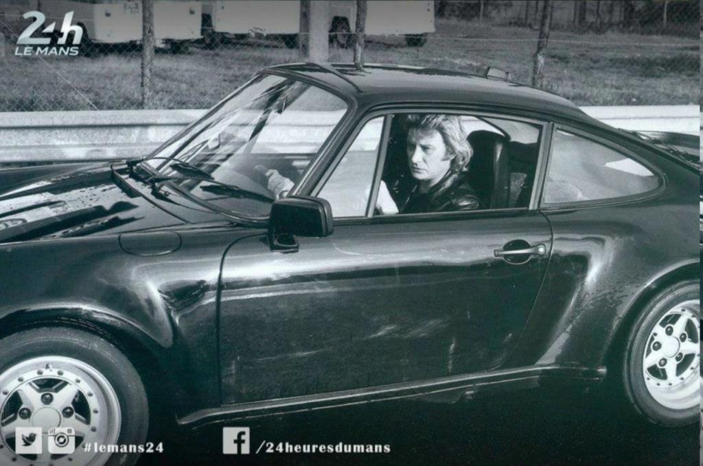 PORSCHE 911 SC DE JOHNNY HALLYDAY ( 1979 ) 24796610