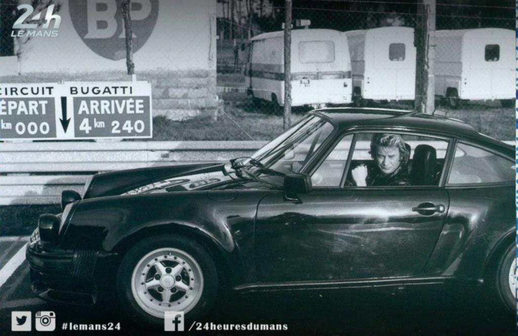 PORSCHE 911 SC DE JOHNNY HALLYDAY ( 1979 ) 24852211