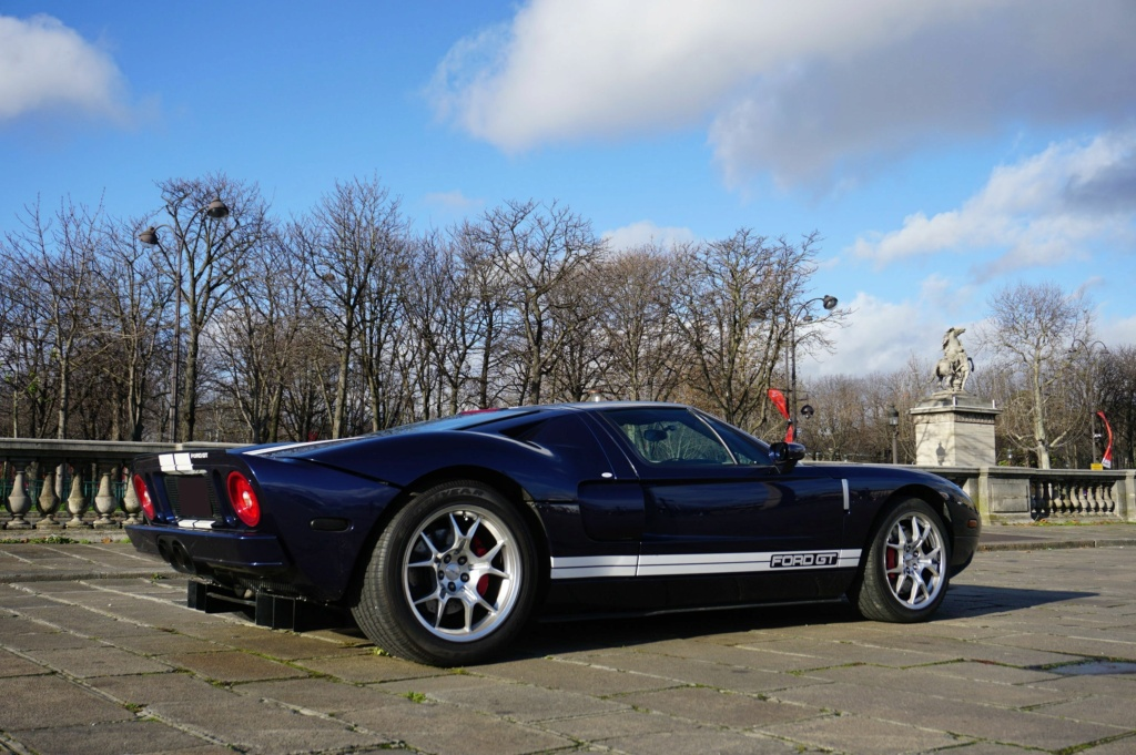 FORD GT DE JOHNNY HALLYDAY ( 2007 ) 3980_110