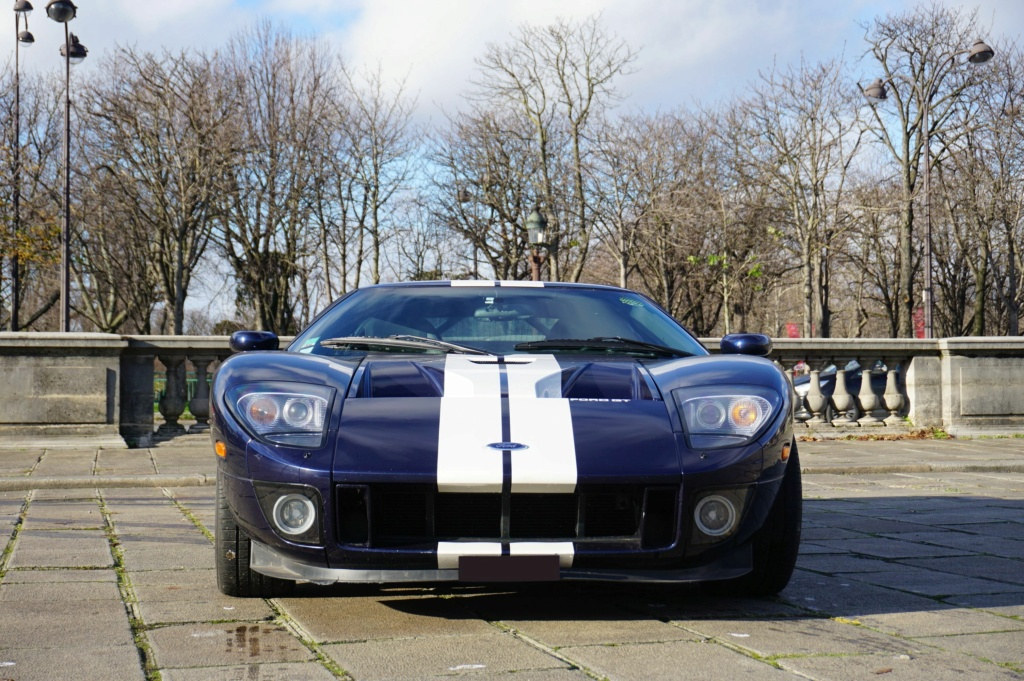FORD GT DE JOHNNY HALLYDAY ( 2007 ) 3980_112