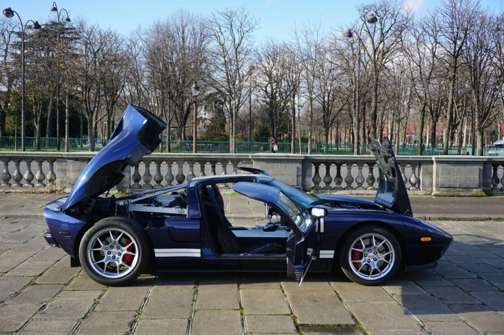 FORD GT DE JOHNNY HALLYDAY ( 2007 ) 3980_113