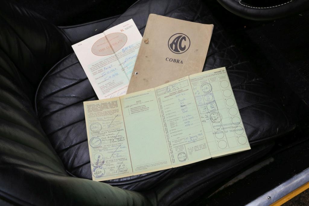 AC COBRA DE JOHNNY HALLYDAY ( 1968 ) 3980_172
