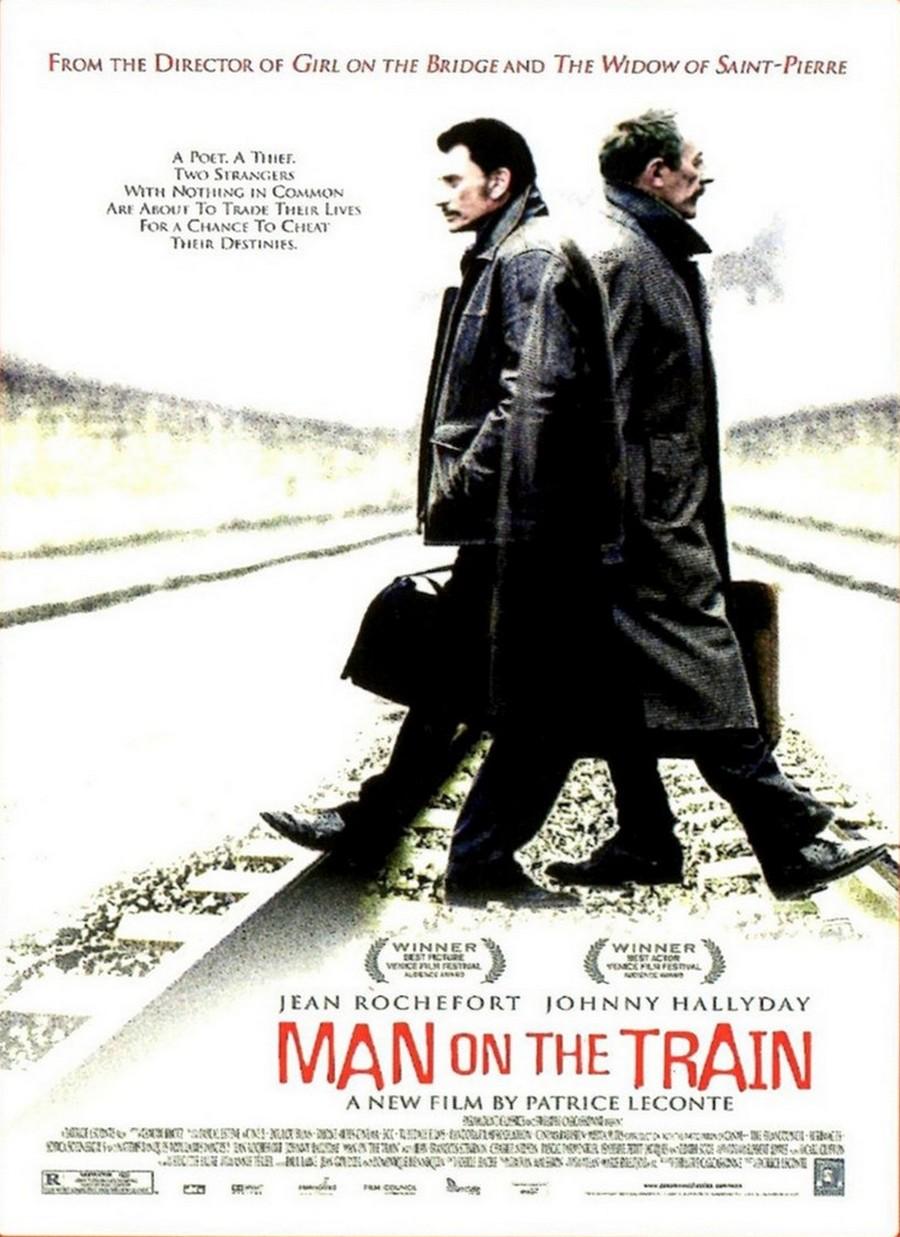 LES FILMS DE JOHNNY 'L'HOMME DU TRAIN' 2002 398_0010