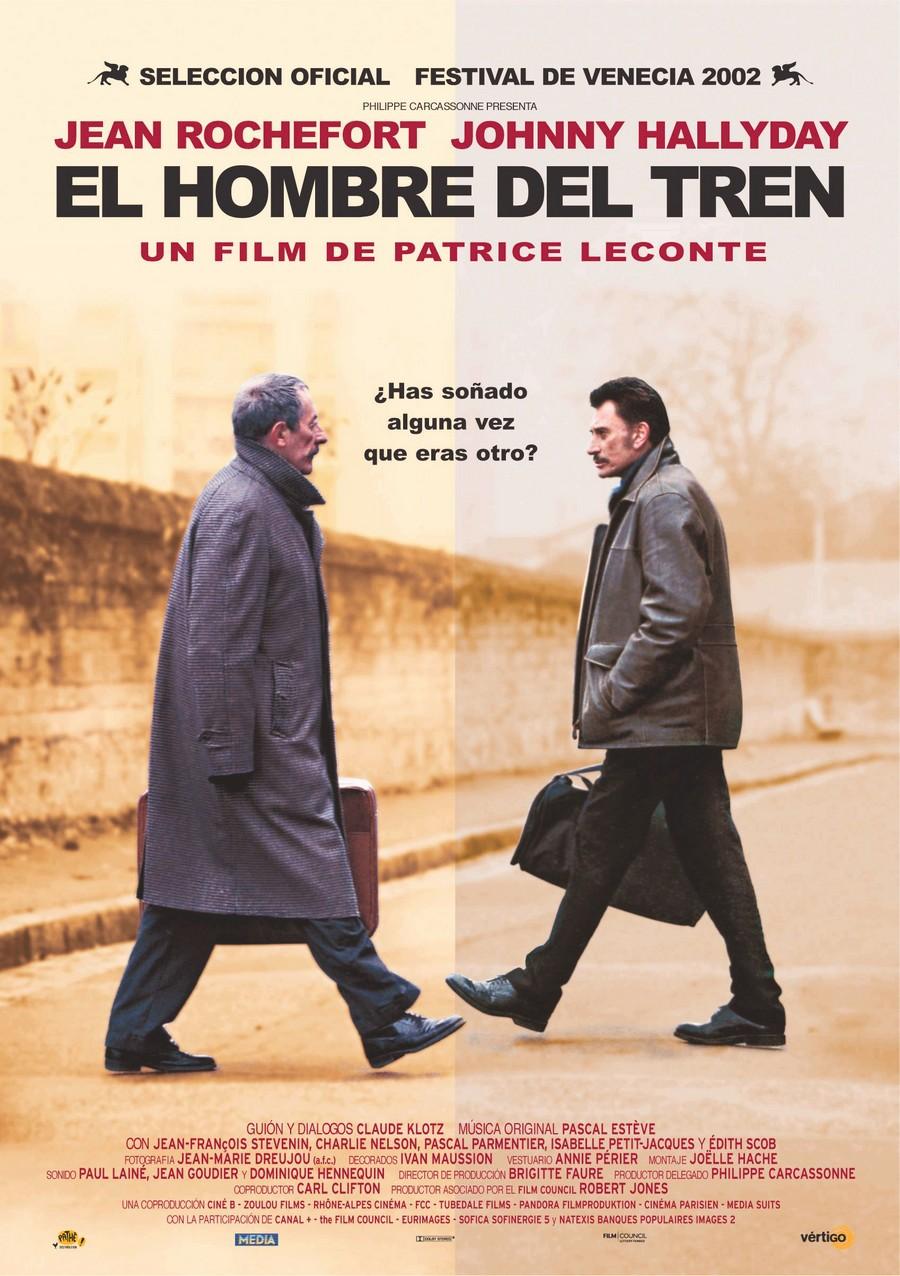 LES FILMS DE JOHNNY 'L'HOMME DU TRAIN' 2002 398_0011