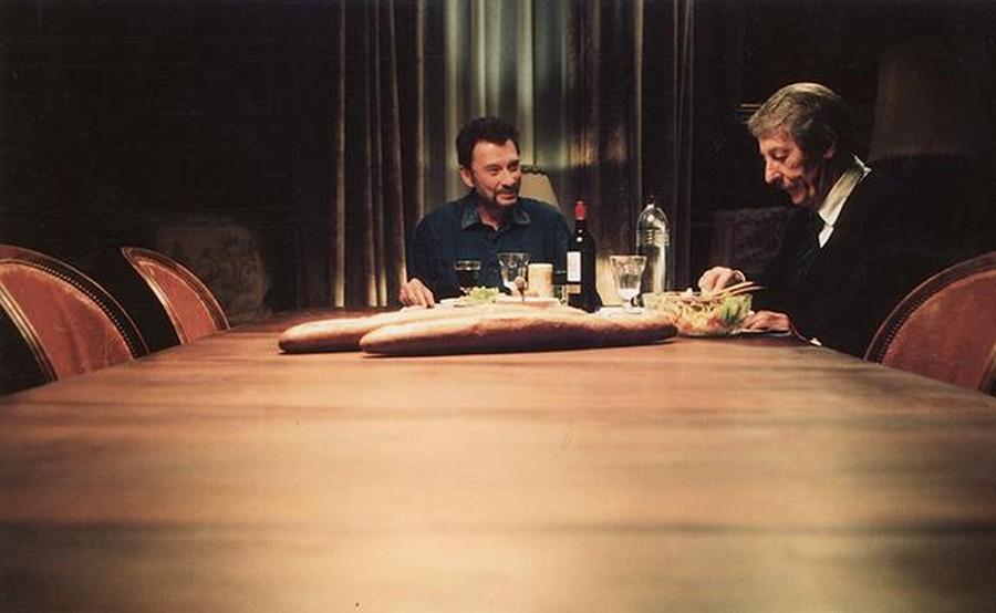 LES FILMS DE JOHNNY 'L'HOMME DU TRAIN' 2002 4-homm11