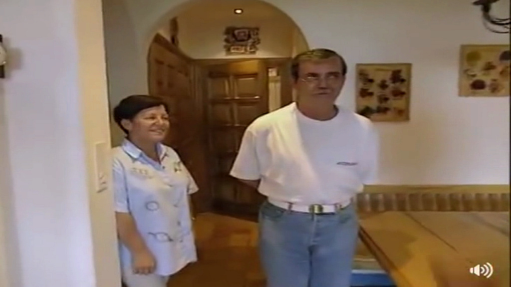 PROPRIETE OU A RESIDE JOHNNY HALLYDAY ( 2/10 ) 'LA LORADA' ( 1990-2000 ) 4111