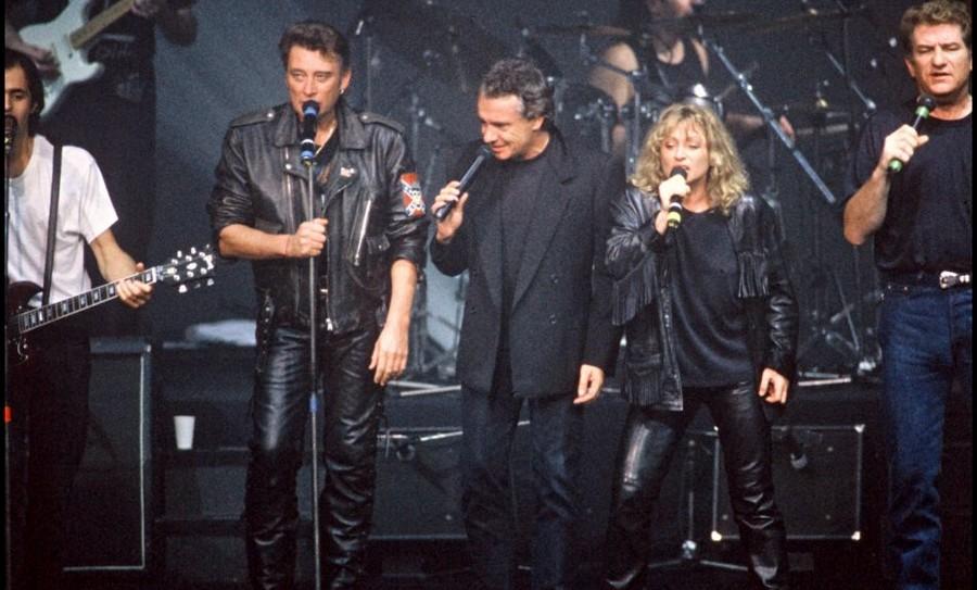 LES CONCERTS DE JOHNNY 'TOURNEE D'ENFOIRES, ZENITH 1989' 53434210